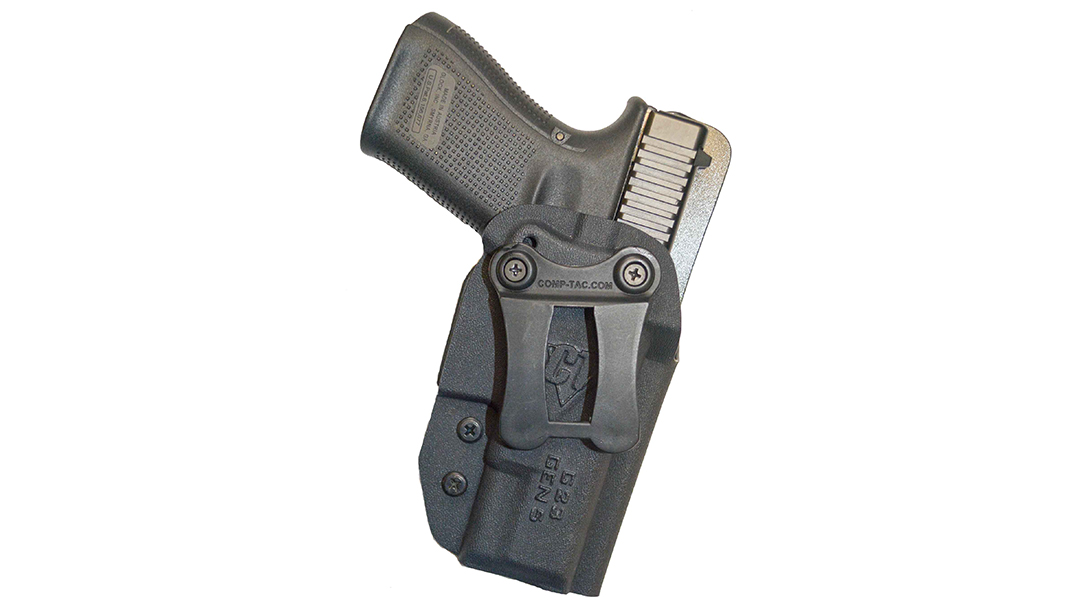 With models designed for IWB, OComp-Tac releases five holsters to fit new Glock Gen 5 pistols in .40 caliber.