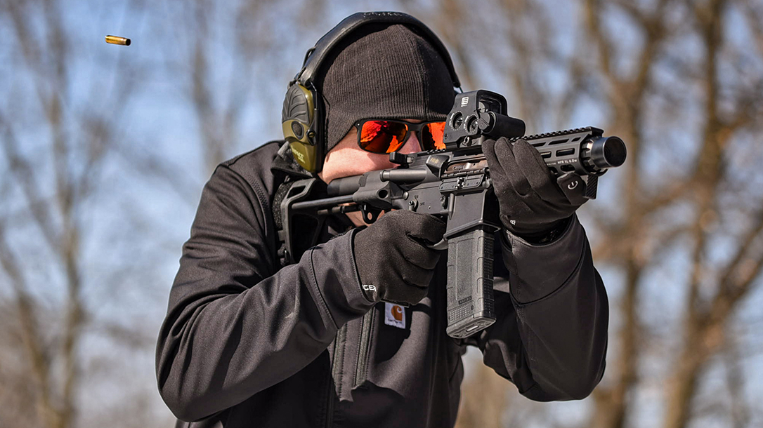 Compact and tough, the new DDM4 PDW is built to defend.
