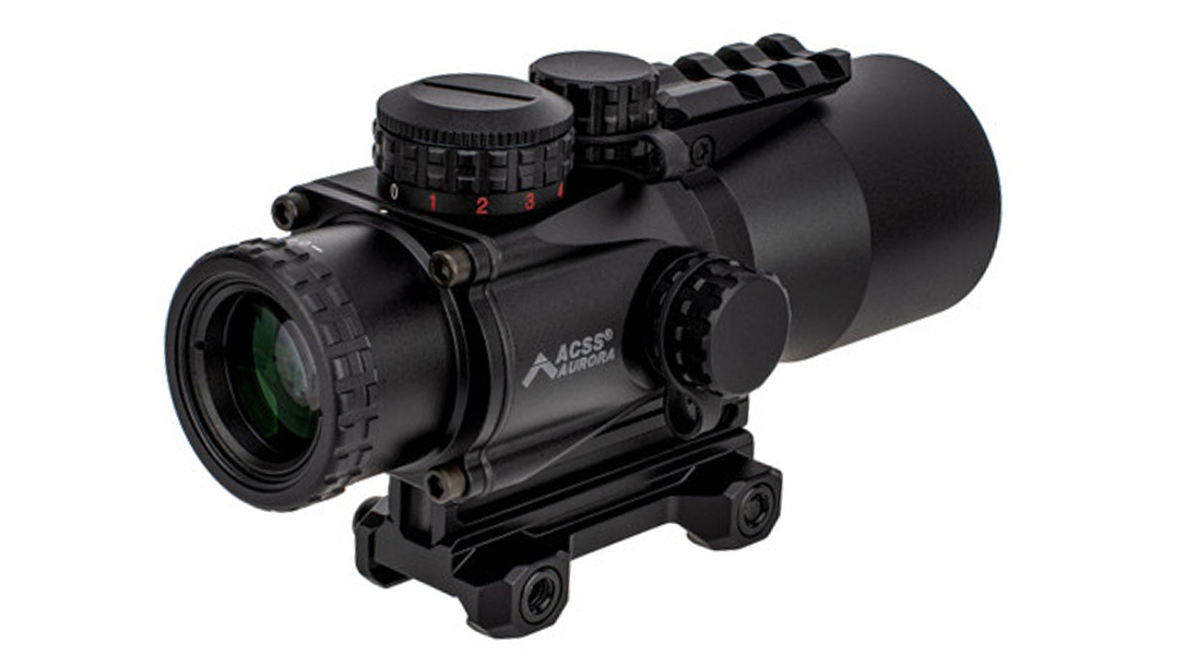 The updated Primary Arms SLx Gen III optics come in 3X and 5X models.