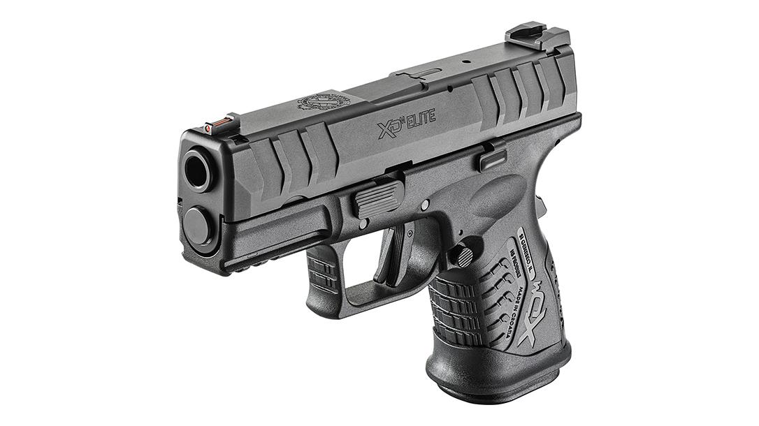 "Springfield Armory XD-M Elite 3.8"" Compact pistol, lead"