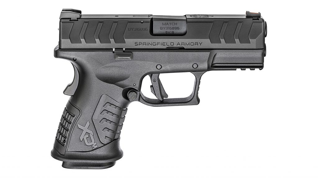 """Springfield Armory XD-M Elite 3.8"""" Compact right"""