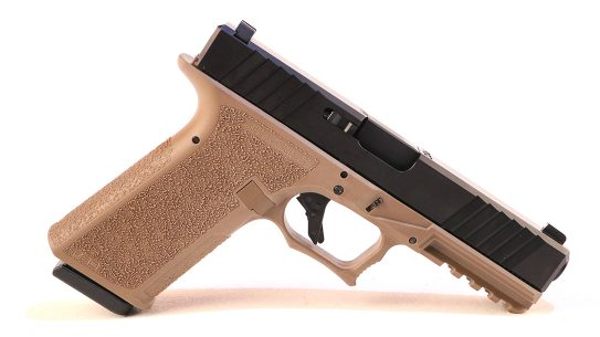 Polymer80 PFS9 Pistol, Glock, right