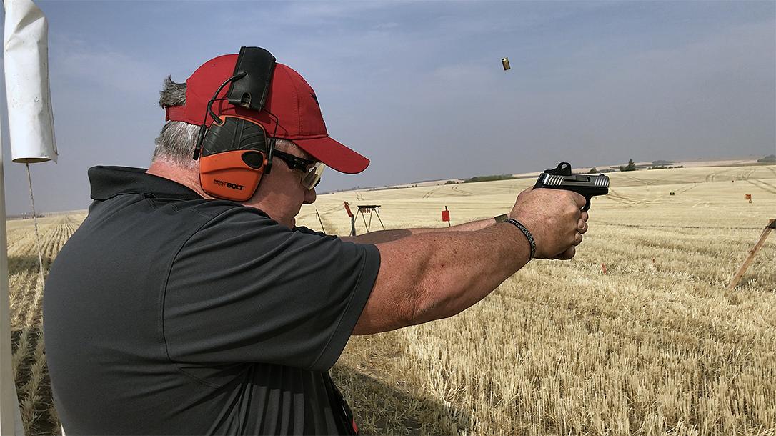 Small Pistol Shooting, Semi-auto pistol tips