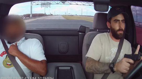 Florida Road Rage Shooting, Florida Man Opens Fire Driving