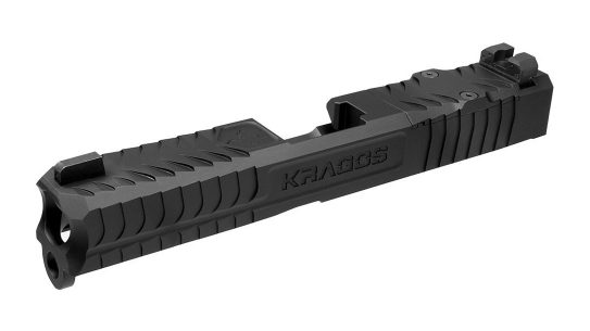 Whether as an upgrade or for adding an optic, the CMC KRAGOS Glock Slide adds versatility.