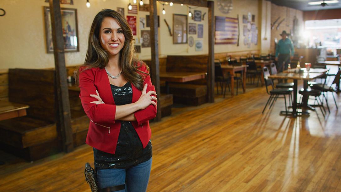 Pro-gun Congresswoman Lauren Boebert is expected to carry on Capitol Hill.