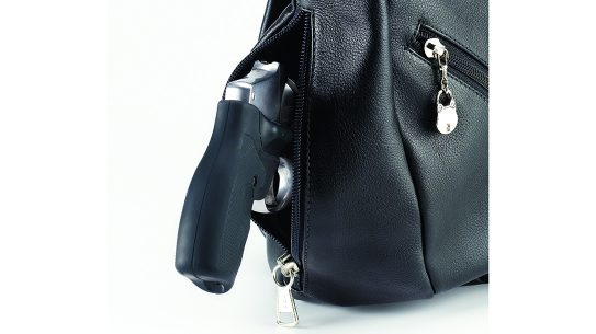 The right concealed carry purse delivers options.