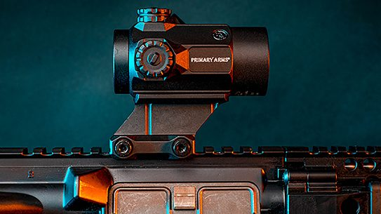 The Primary Arms GLx Microdot Riser provides an affordable solution for mounting a primary optic.