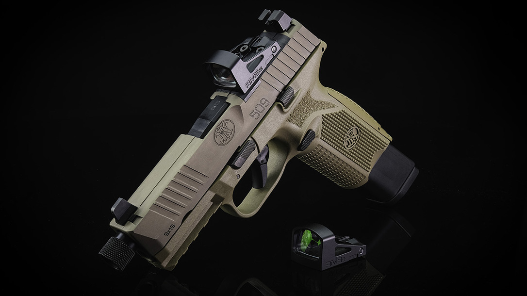 Shield RMS2 red dot sight, first look
