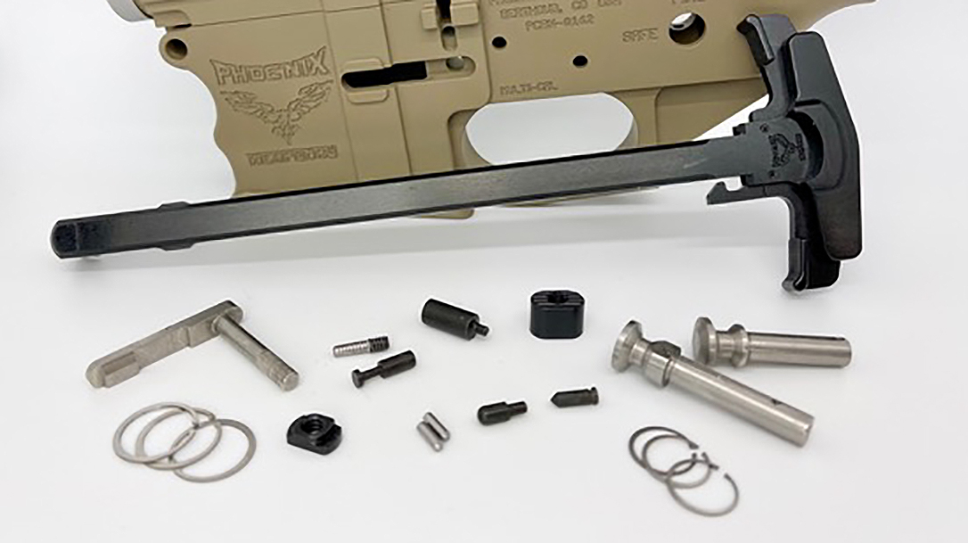 Phoenix Weaponry increased production of small parts to meet growing demand.