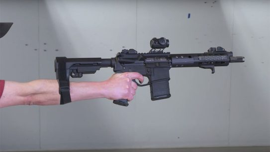 AR Pistol Brace ATF, SB Tactical SBA3