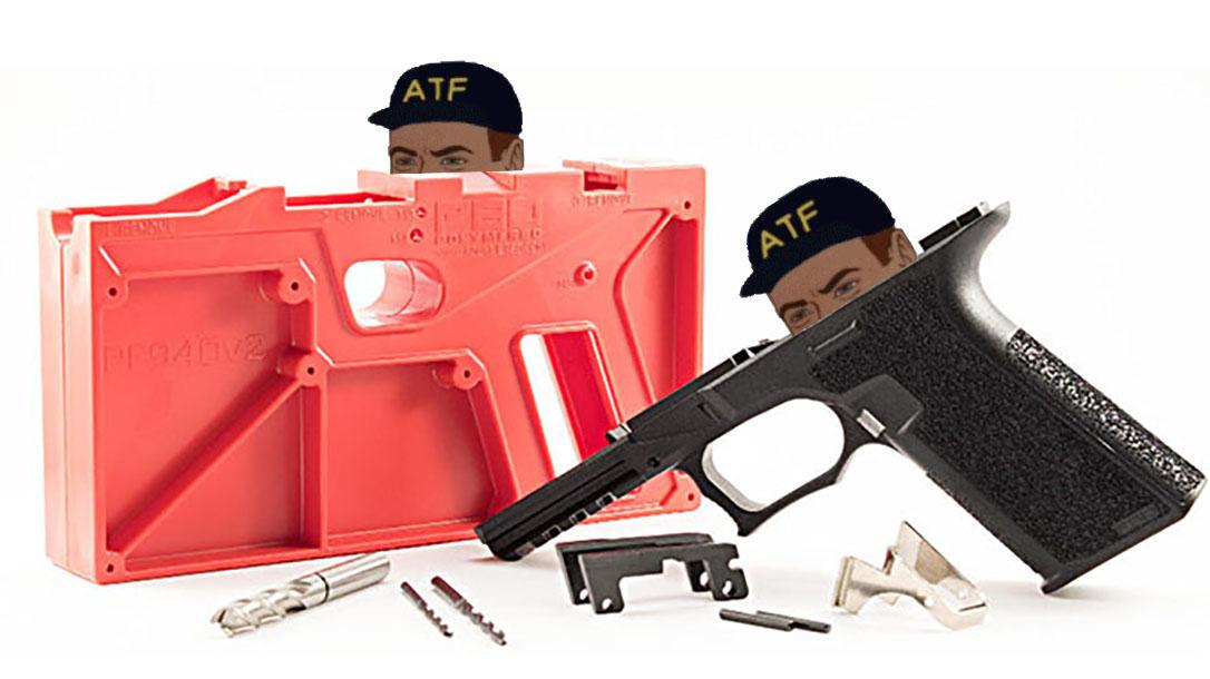 Polymer80 ATF raid