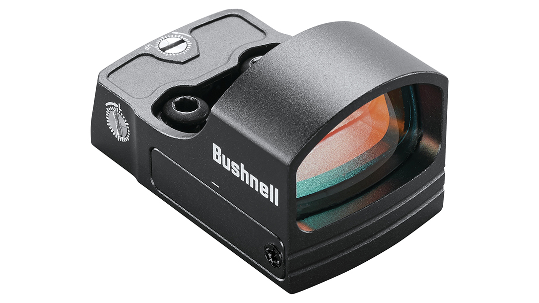 The Bushnell RXS-100 reflex sight retails for under $100.