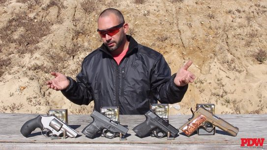 Federal Premium Punch Ammo Test, reup