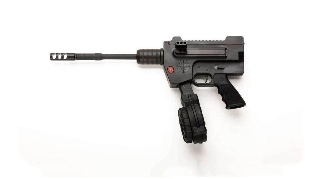 Vigilance M20 pistol, reup