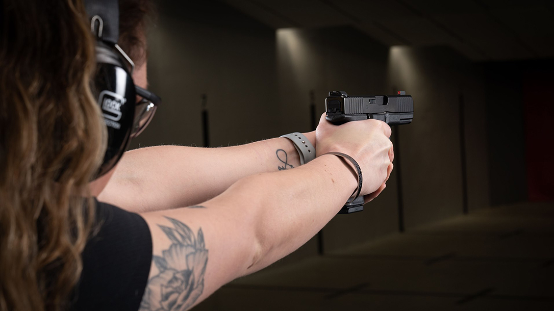 Glock Professional launched a course for new shooters.