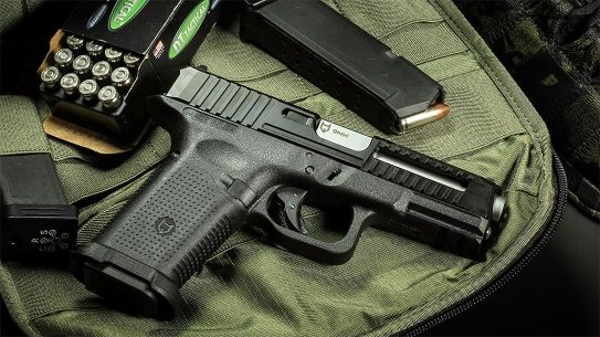 The Lone Wolf LTD puts a new spin on the Glock 19 for concealed carry.