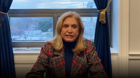 Carolyn Maloney Gun Control Bills, legislation