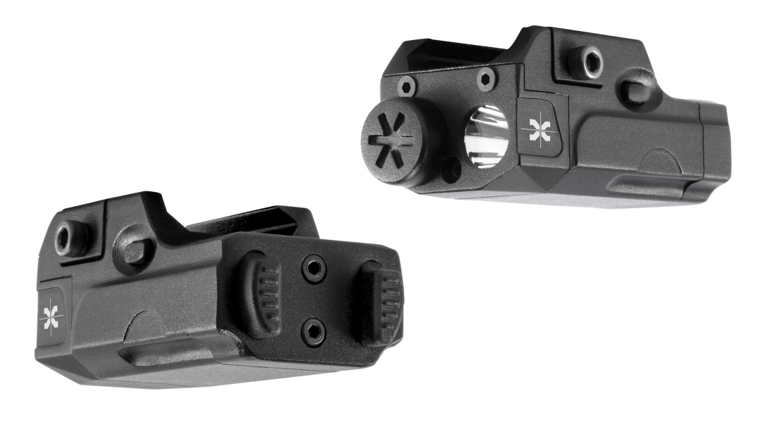 The Axeon MPL1 delivers 300 lumens with a AAA battery for better target acquisition.