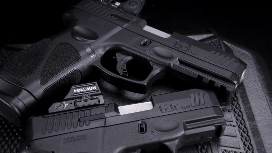 The new Taurus G3 T.O.R.O. pistols fill the growing demand for optics-ready equipped pistols.