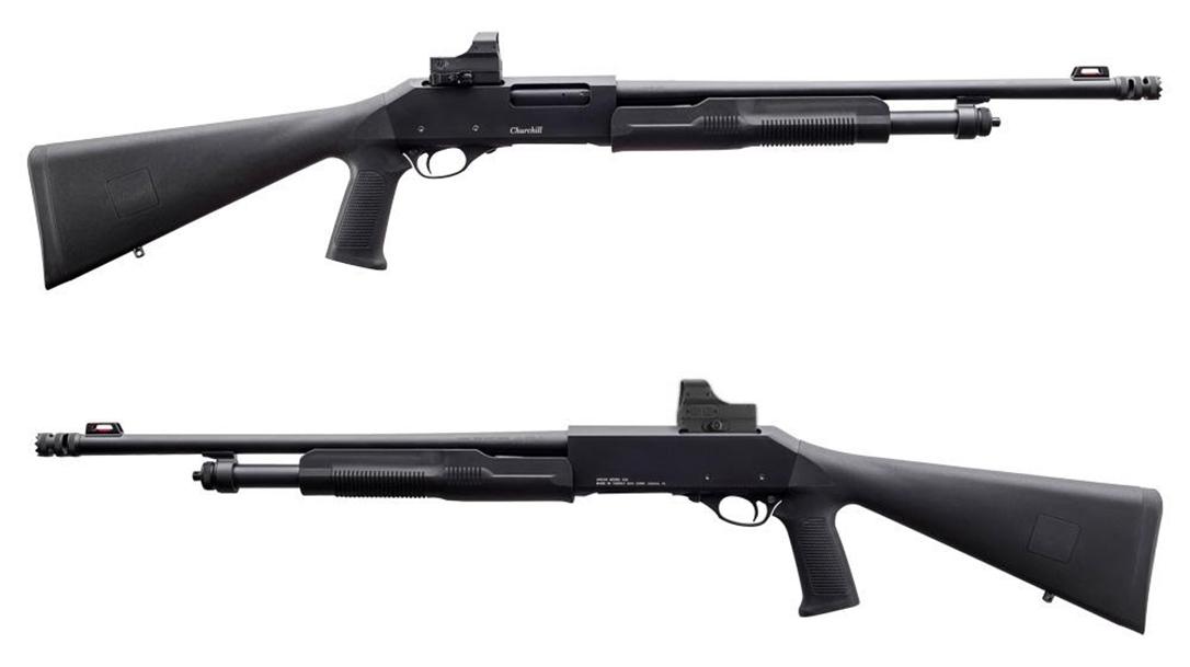 EAA Churchill Optics Tactical: Defend the Home With New EAA Shotguns