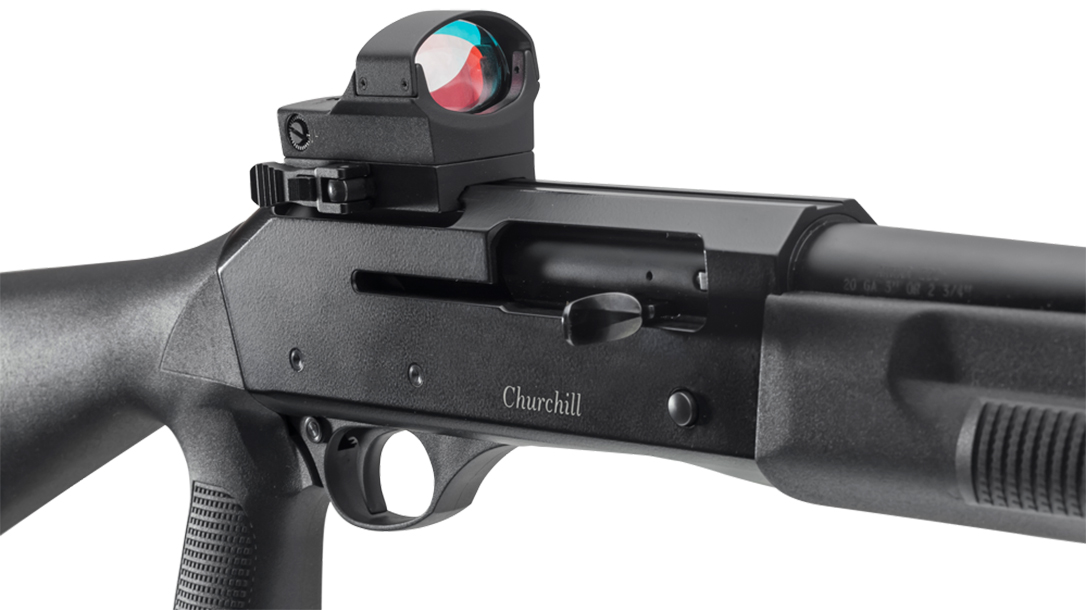 EAA Churchill Optics Tactical: Defend the Home With New EAA Shotguns
