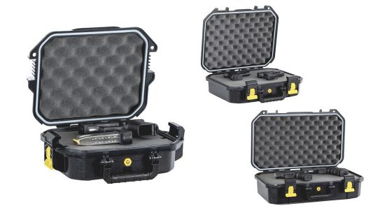 Plano AW2 Pistol Cases feature several models to protect full-size pistols and more.