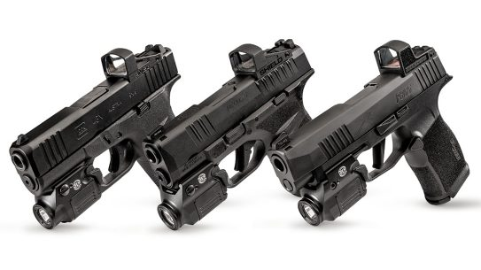 The SureFire XSC Weapon Light is built duty grade for EDC.
