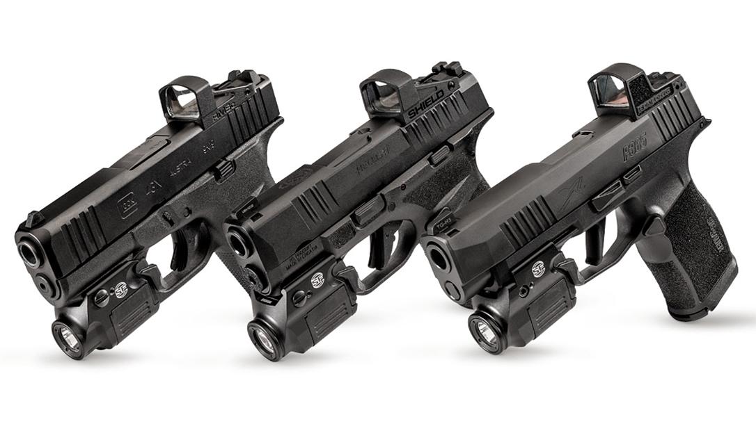 The SureFire XSC Weapon Light is built duty grade for EDC.