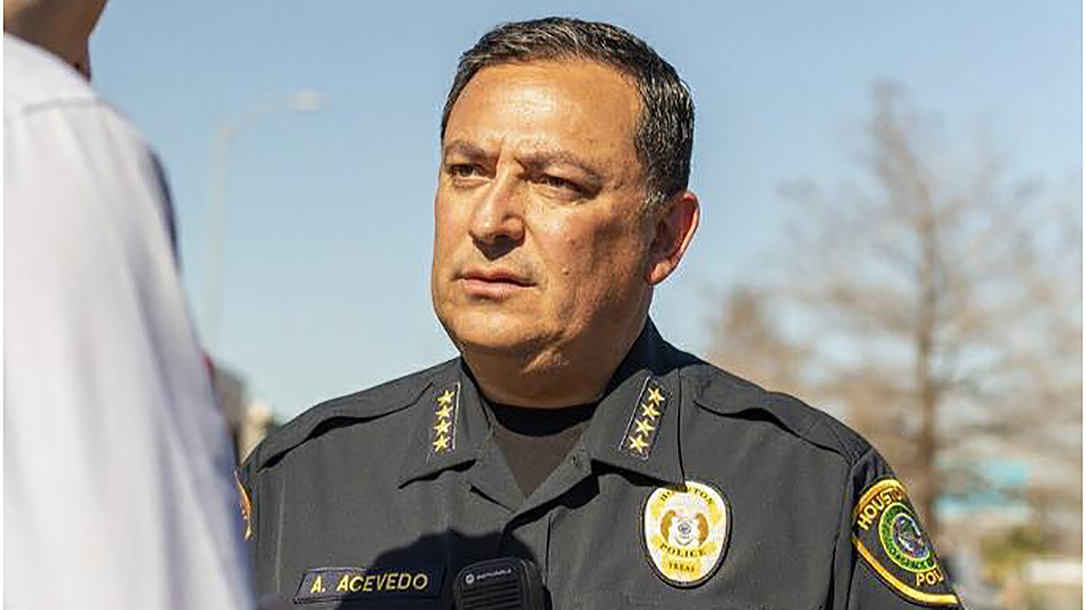 Art Acevedo, police chief in Miami, somehow lost 25 AR-15s recently.