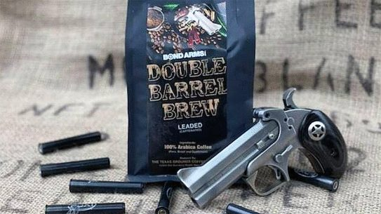Sales from Bond Arms Double Barrel Brew will benefit the community.