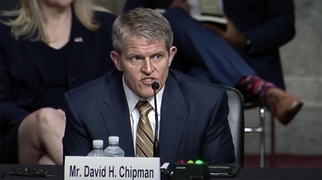 David Chipman made a mockery of the Senate Judiciary Committee hearing, seemingly lying before Congress.