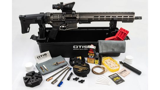 The Otis AR Elite Range Box includes everything you need for a day on the range.
