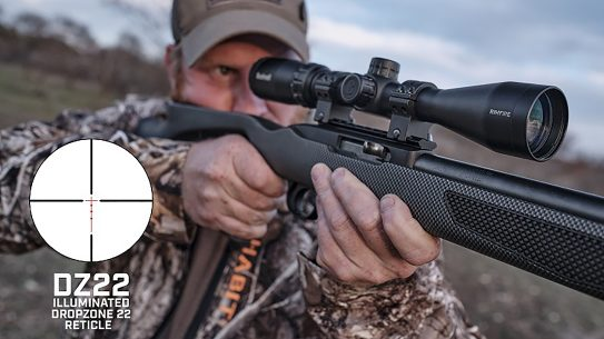 Two new 3-9x44 variants expand the Bushnell rimfire riflescope series.