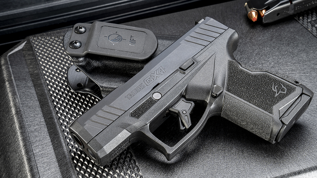 Taurus GX4: The New Micro Compact Just Rewrote the Book on Taurus