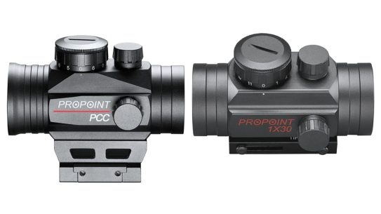 Two new Tasco red dot variants remain highly affordable.
