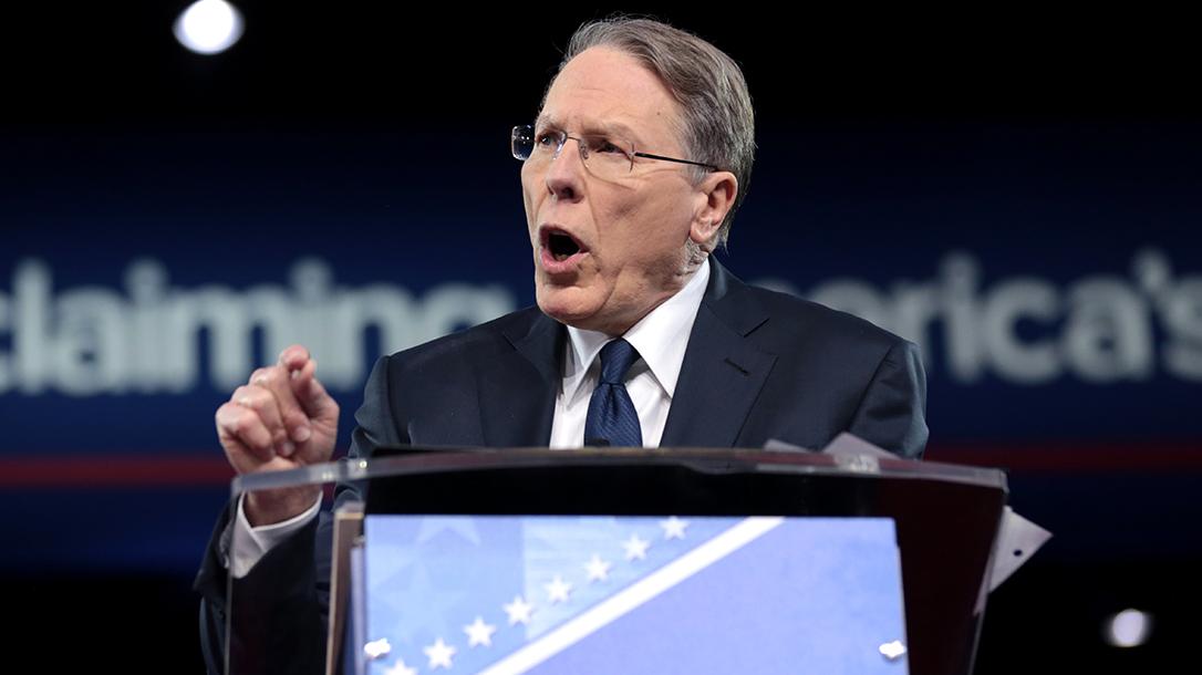 Judge Dismisses NRA Bankruptcy Case