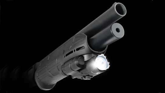 The Adaptive Tactical EX Forend got an upgrade for home defense.