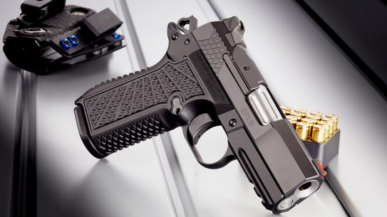 The Wilson Combat SFX9 excels for EDC.