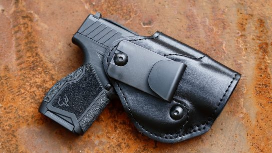 Safariland released several fits and styles of holsters to fit the Taurus GX4.