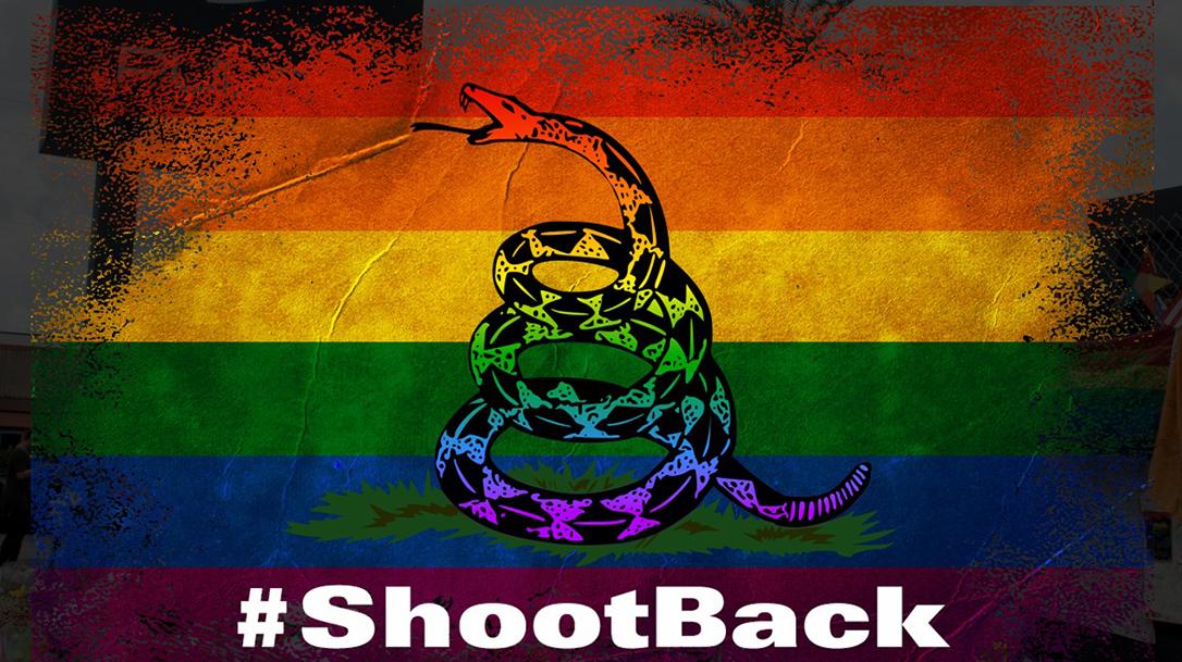 A #shootback trend seeks to empower minorities against violence.