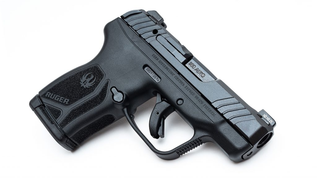 Borrowing from the micro-compact playbook, Ruger increased the capacity of the LCP platform to 10+1 rounds.