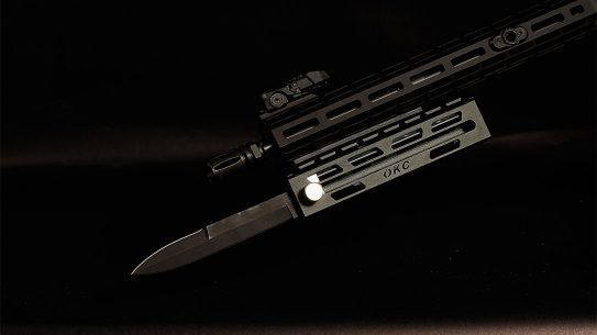 The OKC Retractable Bayonet