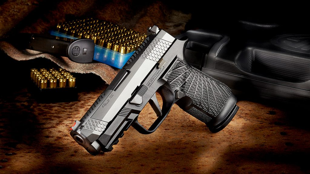 The polymer grip module is also available in black. Photo: Manufacturer
