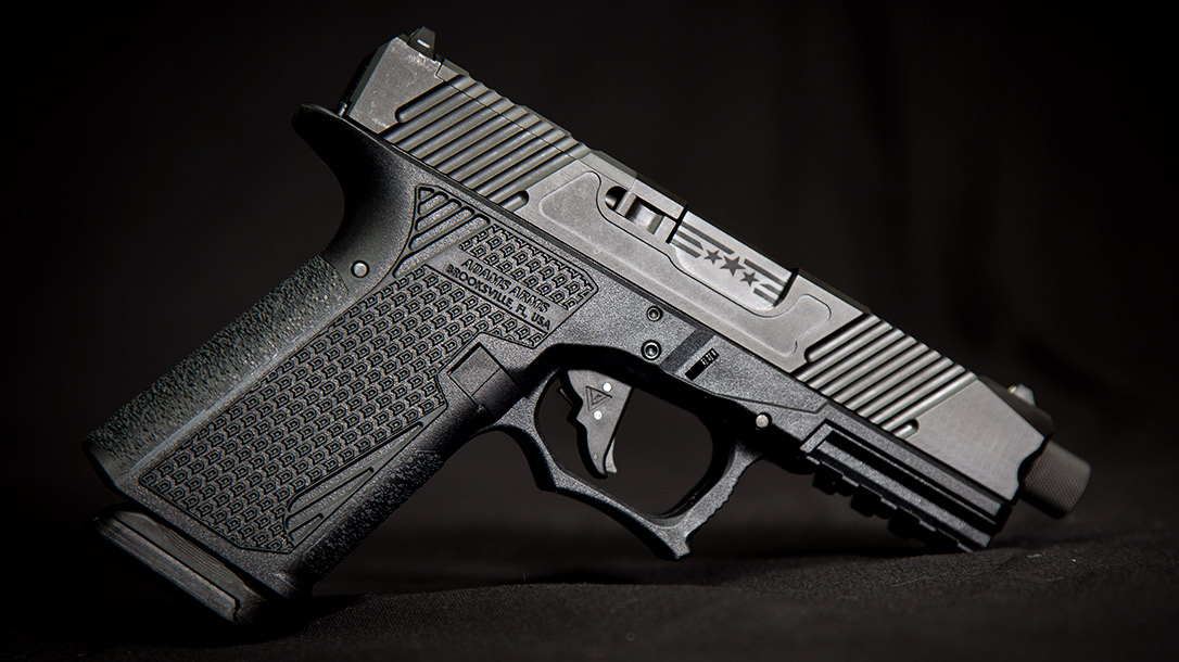 The Adams Arms AA19 includes features that inspire EDC and competition.