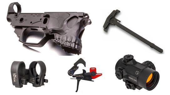 10 items for your custom AR-15 build