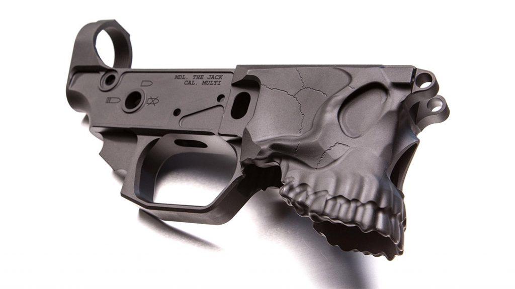 Sharps Bros. The Jack custom AR-15 lower