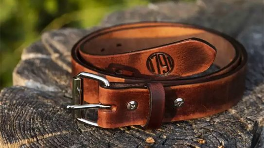 1791 Gunleather Leather Gun Belts