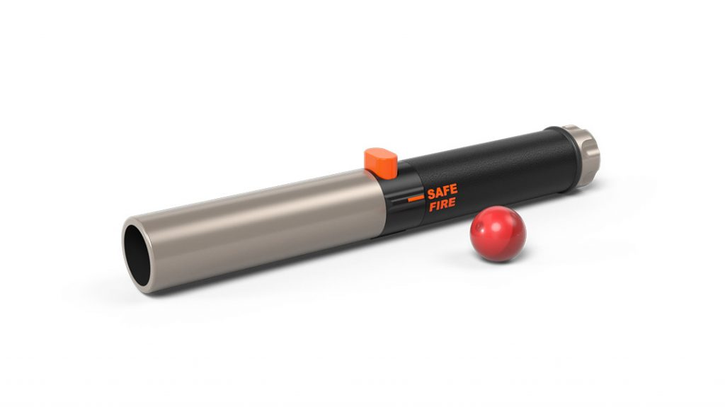 The Pepperball Compact