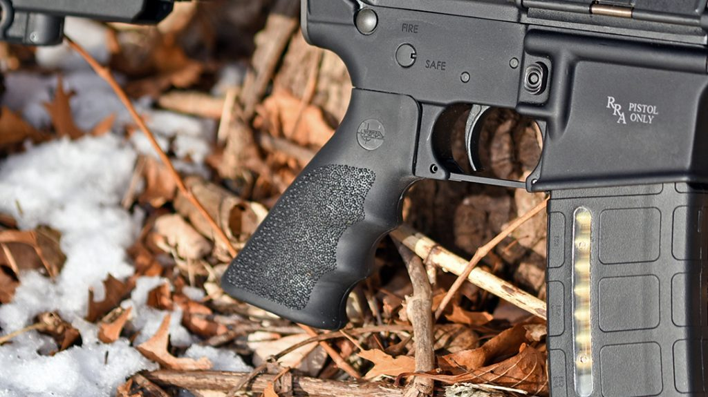 During testing, the RUK-15 performed flawlessly with a variety of 30-round magazines.